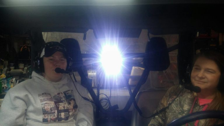 Cabin lights Rhino