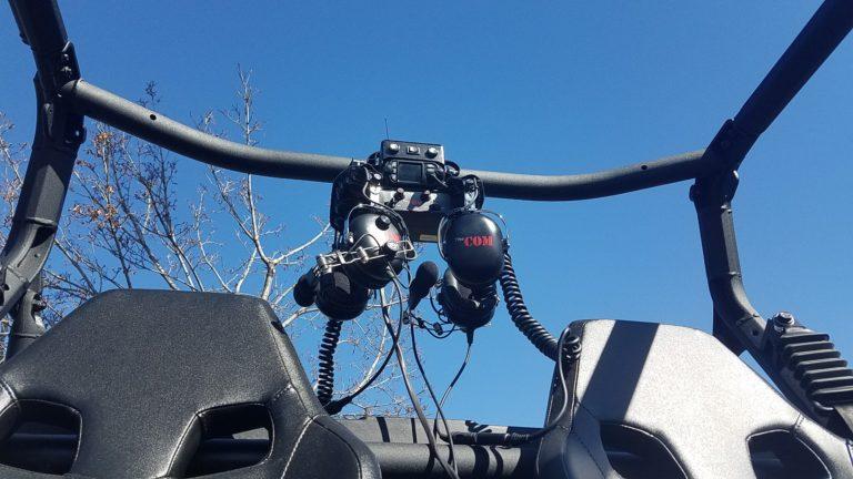 Close up The COM Maverick Trail