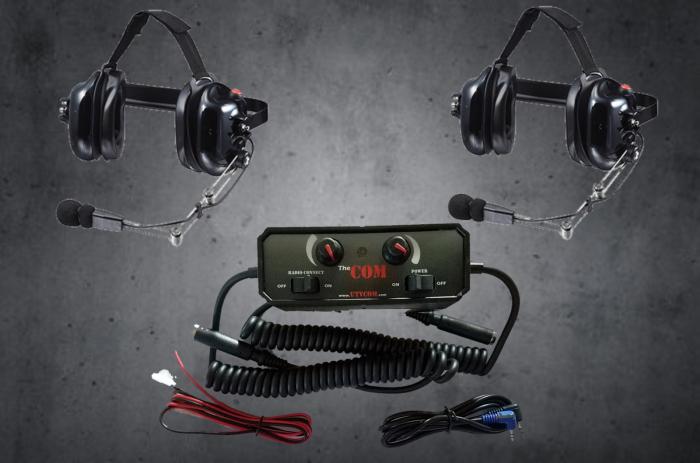 The COM headset