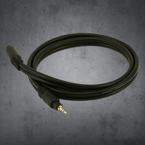 Extension cord for jumper wire