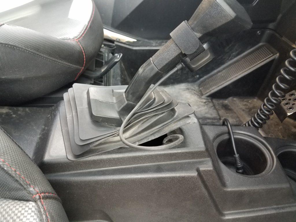 PTT under boot