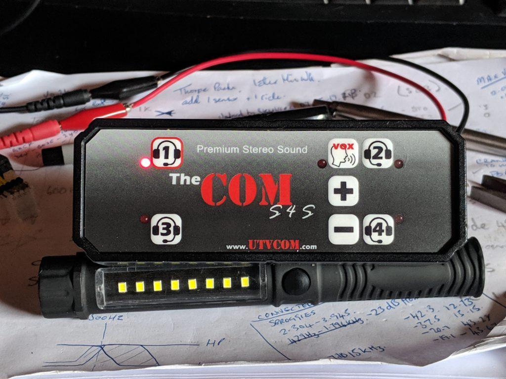 TheCOM S4S intercom