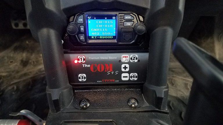 Stereo Intercom in X3