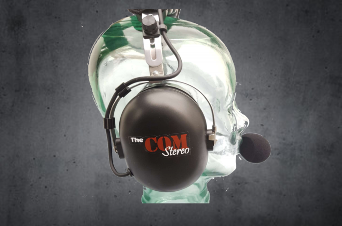 COM S4S stereo headsets