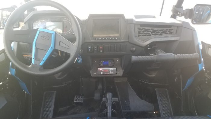 RZR install Stereo S4S