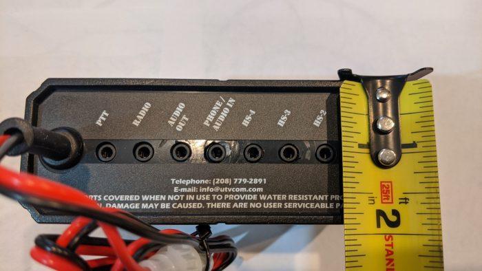 The COM intercom kit