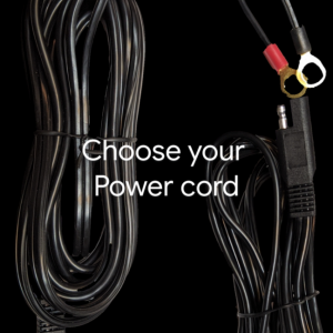 SAE power cord