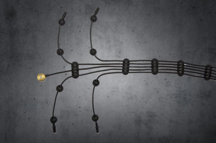 intercom radio headset wire managers