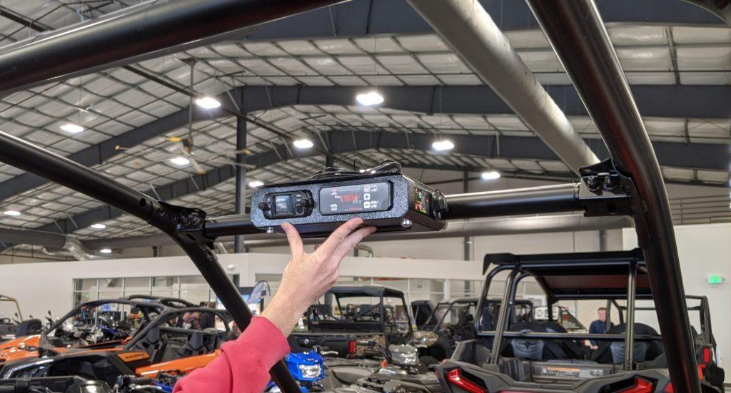 Over head communications Kit Stereo