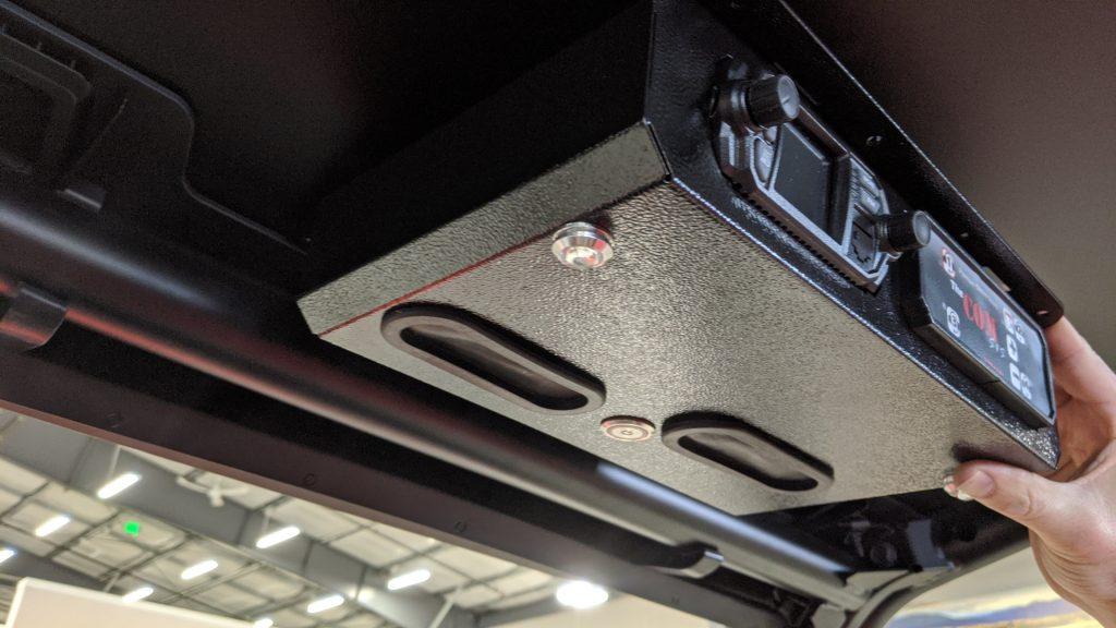 RZR stereo intercom system by UTVCOM