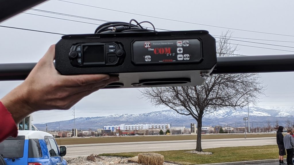 2 way radio kit that is rugged