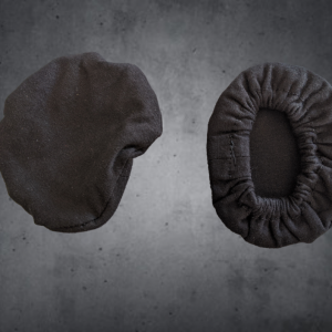 Rugged ear covers for headsets