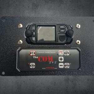 Stereo intercom by UTVCOM communications kit