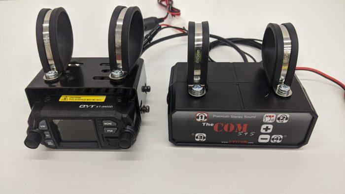 sxs intercom radio system