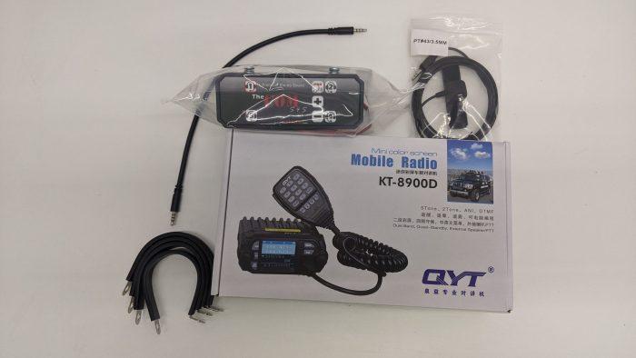 UTV soundbar stereo system