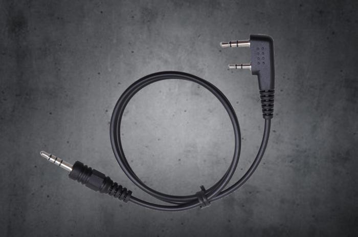 Boafeng UV-5R Motorola Kenwood K1 connector