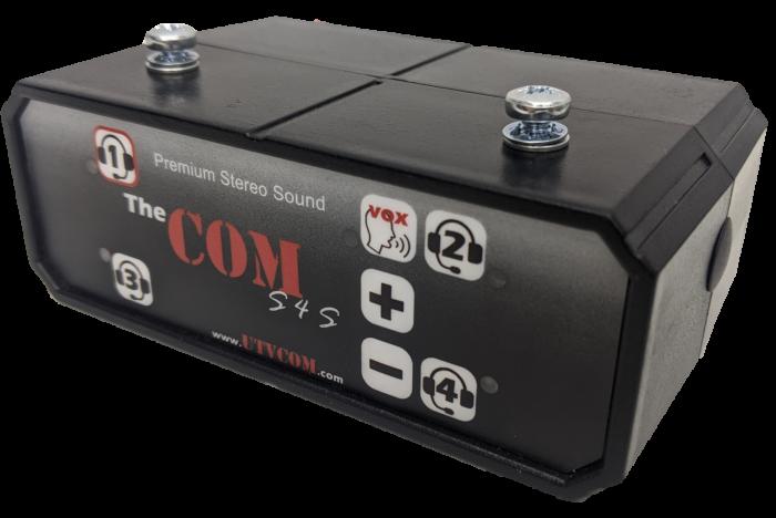 Stereo intercom By UTVCOM.com the #1 choice in off road coms