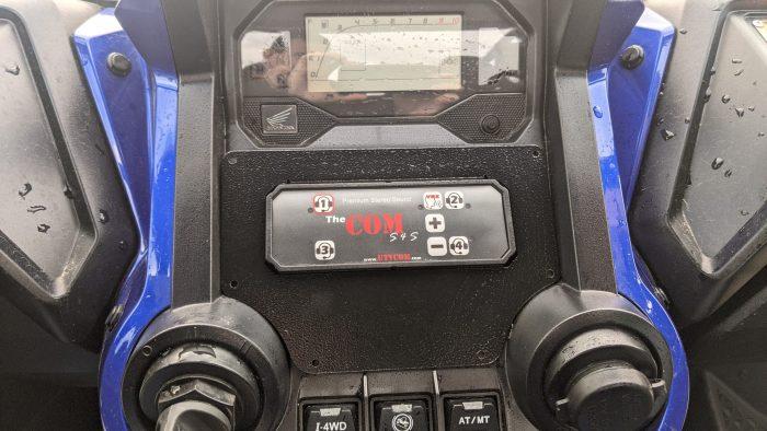 headset for the COM Stereo intercom