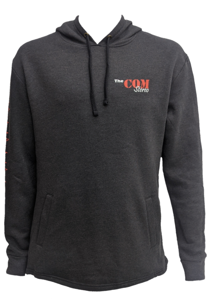 COM Pull over front logo