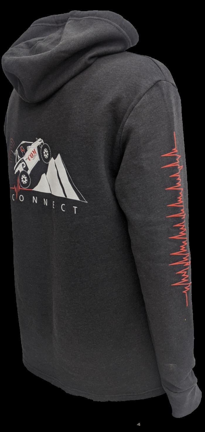 COM Sweat Shirt back side Next appearl
