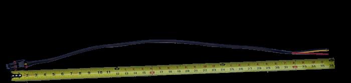 TheCOM Polaris pulse connector shielded