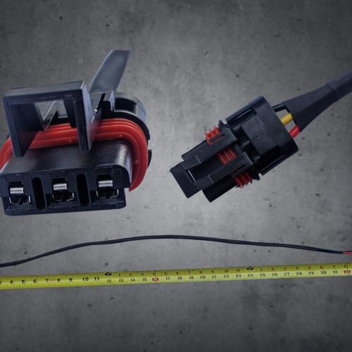 3 ft Polaris pulse connector