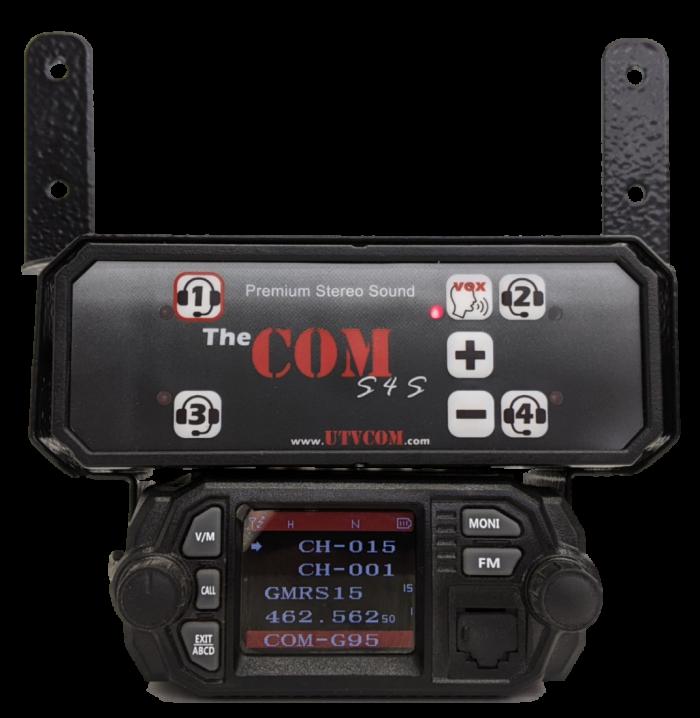 TheCOM Turbo RZR XP Pro plug and play bracket