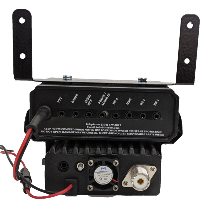 TheCOM Polaris pulse Stereo intercom