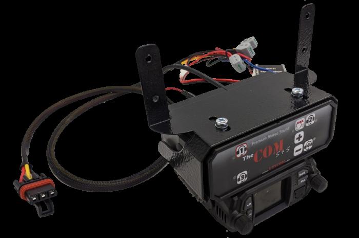 XP pro turbo COM with Polaris pulse connector