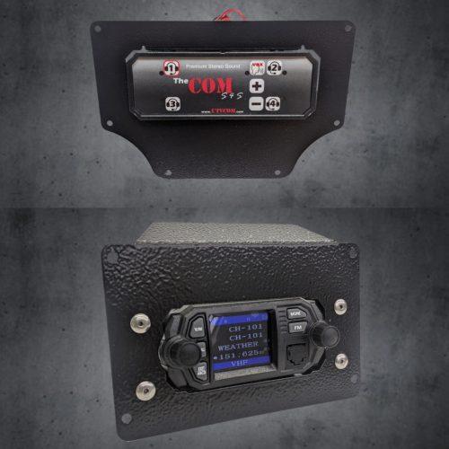 Honda talon Radio and intercom kit