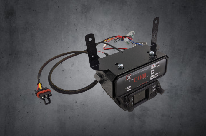 RZR XP Pro COM turbo rugged bracket