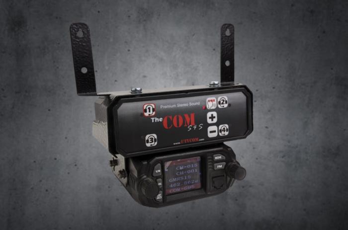 #1 stereo intercom for XP pro RZR